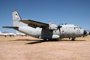 Alenia C-27A Spartan 90-0170