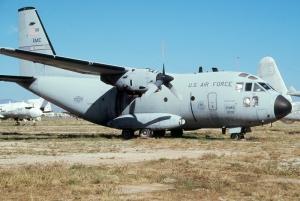 Alenia C-27A Spartan 90-0172