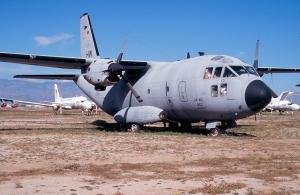 Alenia C-27A Spartan 91-0107
