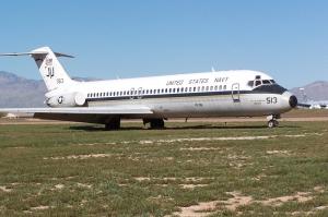 Douglas C-9B Skytrain_2