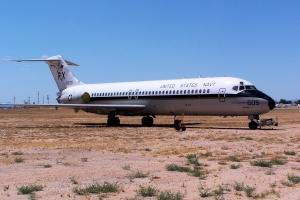 McDonnell Douglas DC-9 164605