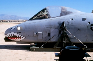 Fairchild Republic A-10A Thunderbolt II 81-0987