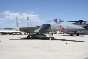 McDonnell Douglas F-15A Eagle 77-0119