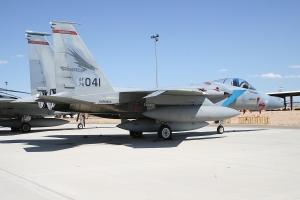 McDonnell Douglas F-15A Eagle 76-0041