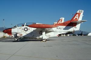 North American T-2C Buckeye 157033