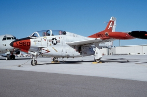 North American T-2C Buckeye 158878