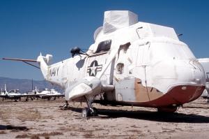 SH-3H Sea King 156489